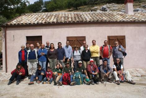 Escursione intersezionale organizzata dal Cai di Cefalu'