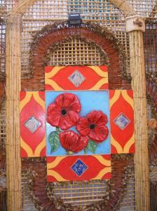 Archi di Pasqua San Biagio Platani - fiori