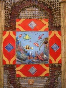 Archi di Pasqua San Biagio Platani - Pesci
