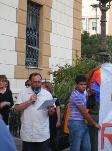 Io non respingo Agrigento -  Padre Gaspare Di Vincenzo - seconda foto