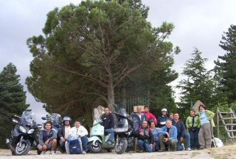 Mototenda 2009 Ganci