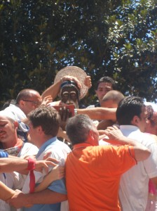 Festa di San Calogero - Il santo nero - 5 luglio '09
