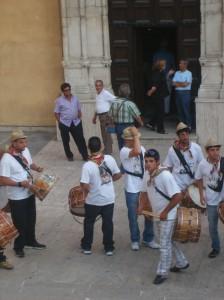Festa San Calo' - I tammurinara
